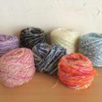 6/4WSでは好きな糸を選んで組み合わせることができます。