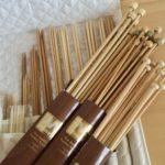 棒針の種類と選び方を考える