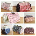 アフガン編みの模様編みレッスン実施しました