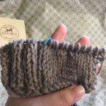 目数リングの使い方~編み物小道具